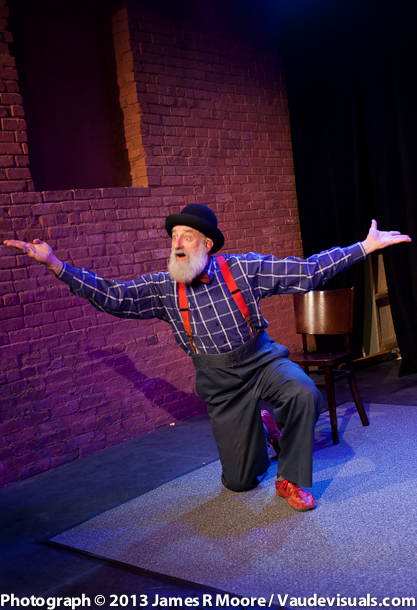 Avner the Eccentric at Canal Park Playhouse