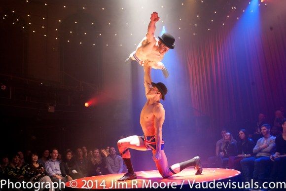 The English Gents @ La Soiree in NYC