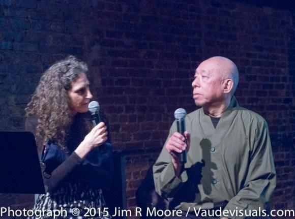 Victoria Abrash interviews Ping Chong.