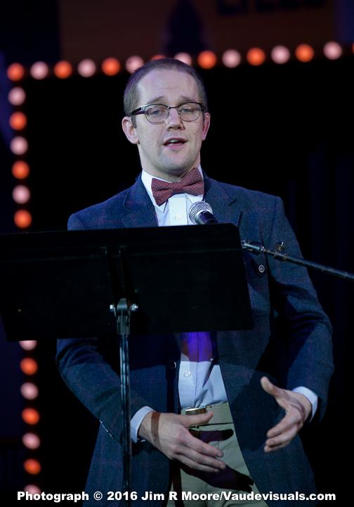 Adam Woolley - Circus Now Managing Director
