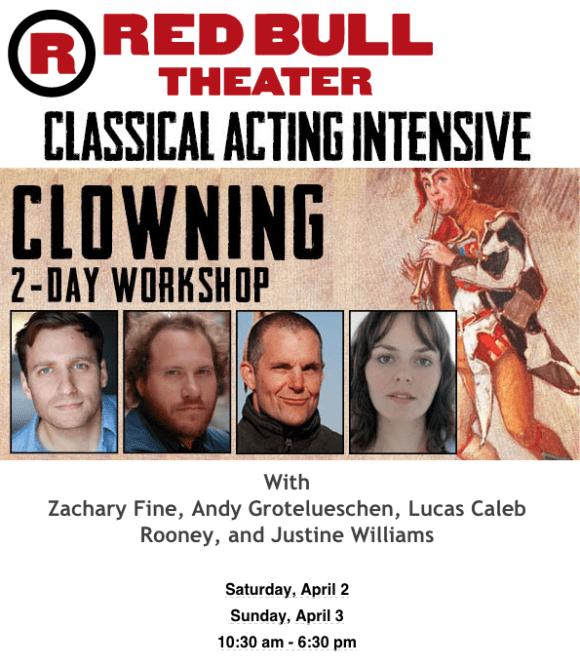 2 Day Clown Workshop