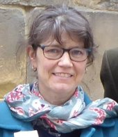 Dr Lucy Fair, History Tutor, Leicester Vaughan College