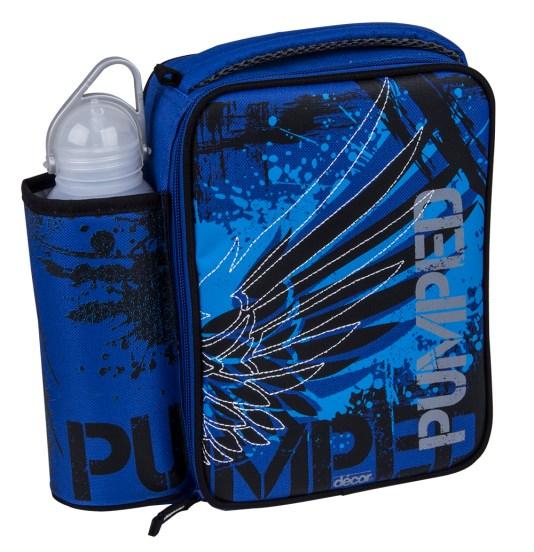 171000 Pumped Case & Bottle Cooler Blue