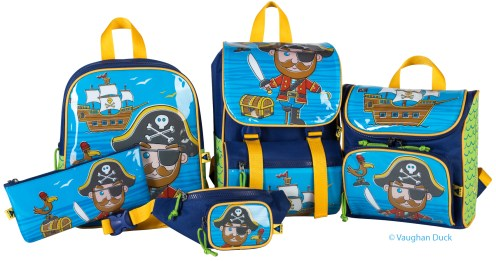 Pirate range of cooler bags