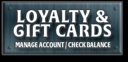 Vaughan Hospitality Gift Card Balance