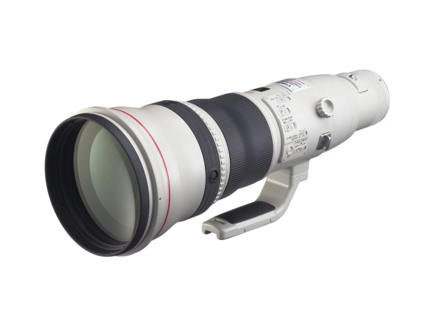 EF 800mm f/5.6L IS USM Lens No Hood
