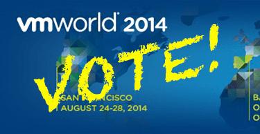 VMworld vote