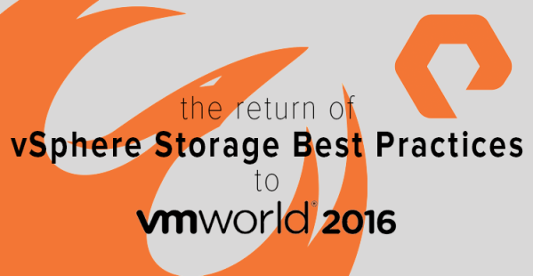 Like the Phoenix, the vSphere Storage Best Practices Returns for