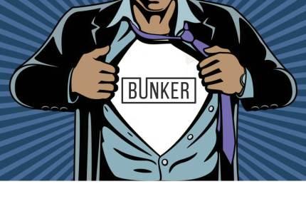 Bunker Origins - a superhero story