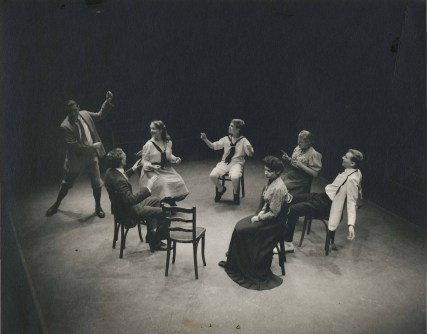 Image from the 1954 Arena Stage Production