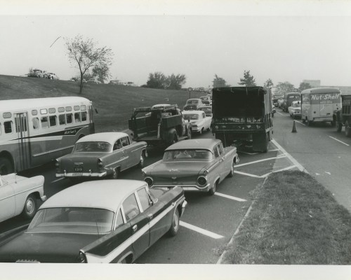 NOVA traffic jam 1960s