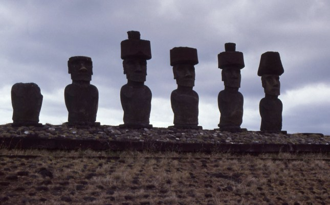 research paper o easter island When is a weapon not a weapon new research on easter island february 22 a paper by clark honors college chile — also known as easter island — that were.