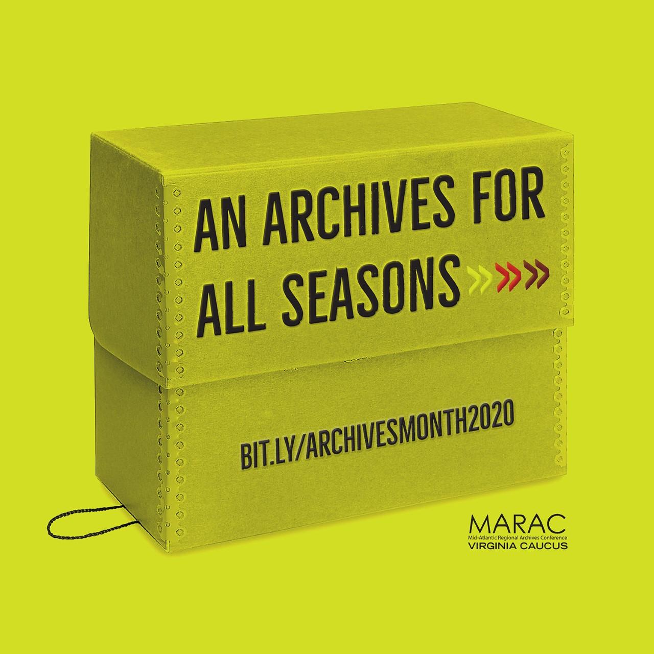 "Gmu Calendar 2021 An Archives For All Seasons"" 2021 Calendar – Vault217"