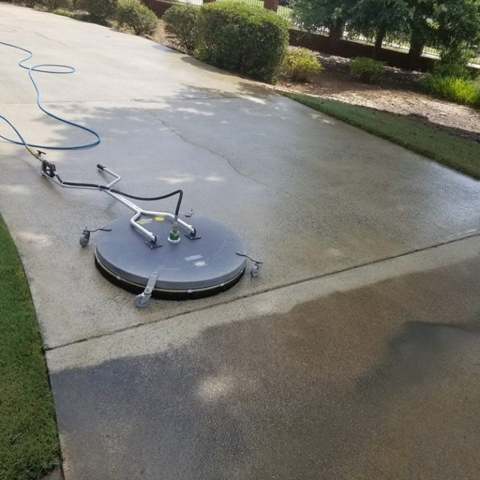 Do you know how dirty your driveway is?