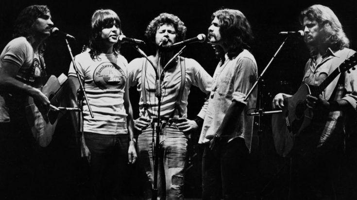 """Hotel California"", eterno fantasma del grupo Eagles"