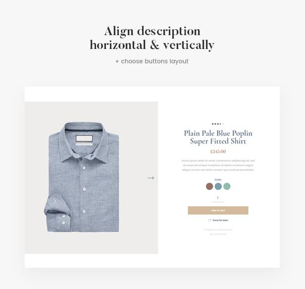5th Avenue - WooCommerce WordPress Theme - 5