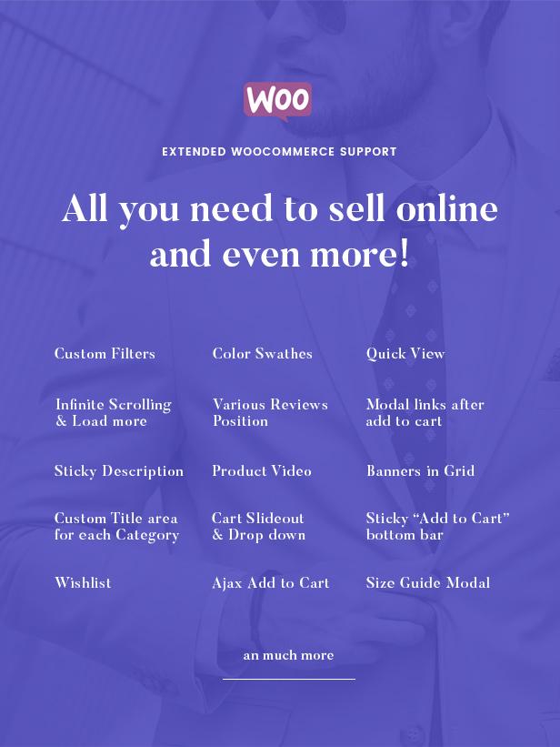 5th Avenue - WooCommerce WordPress Theme - 2