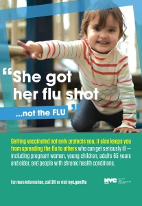 The benefits of the flu shot go far beyond just avoiding the flu.