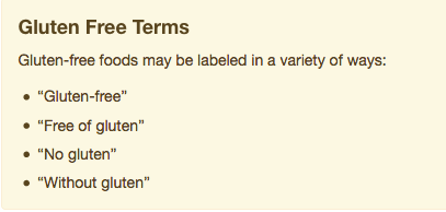 All vaccines are gluten-free. Do they need to labeled 'gluten-free' to convince some vaccine hesitant folks?
