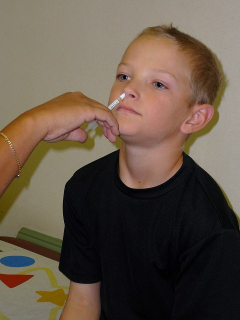 FluMist had been a good option for kids who don't want to get a flu shot every year.
