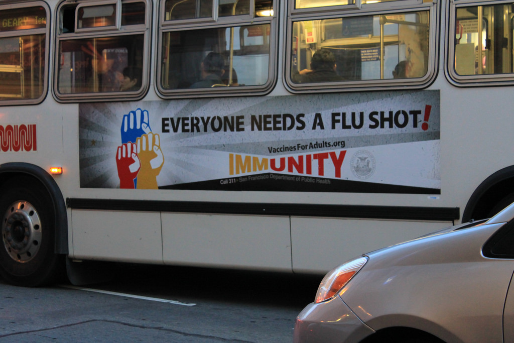 Everyone needs a flu shot. When will you get yours?