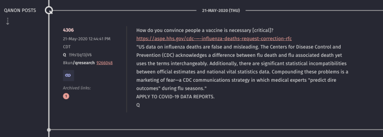Why do folks question COVID-19 deaths? The same reason they question flu deaths, which are well explained by the CDC and many others.