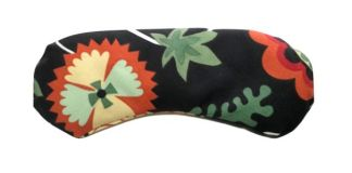 Almohadillas rellenas de semillas, para relajar y desinflamar tus ojos