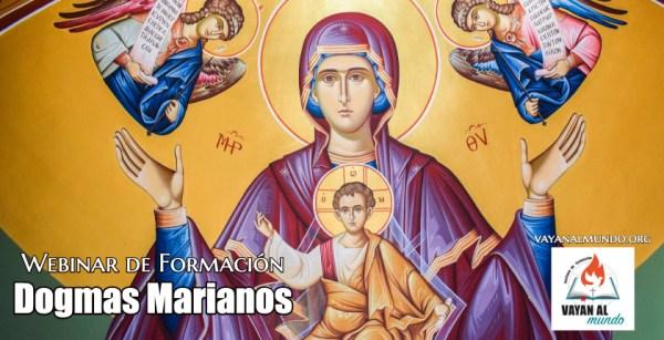 Clase Virtual sobre los Dogmas Marianos