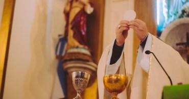 consagración en la misa