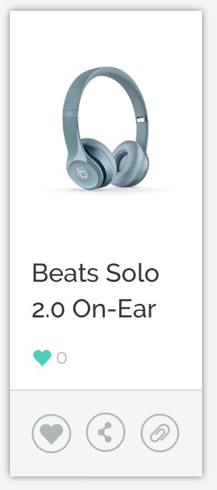 Beats Solo 2.0 On-Ear Headphones