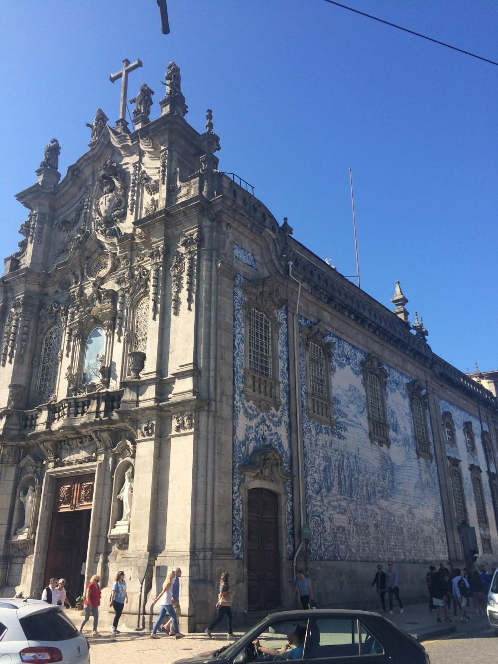 Portugal Tile Church
