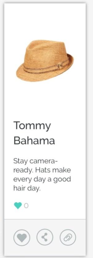 Tommy Bahama Fedora
