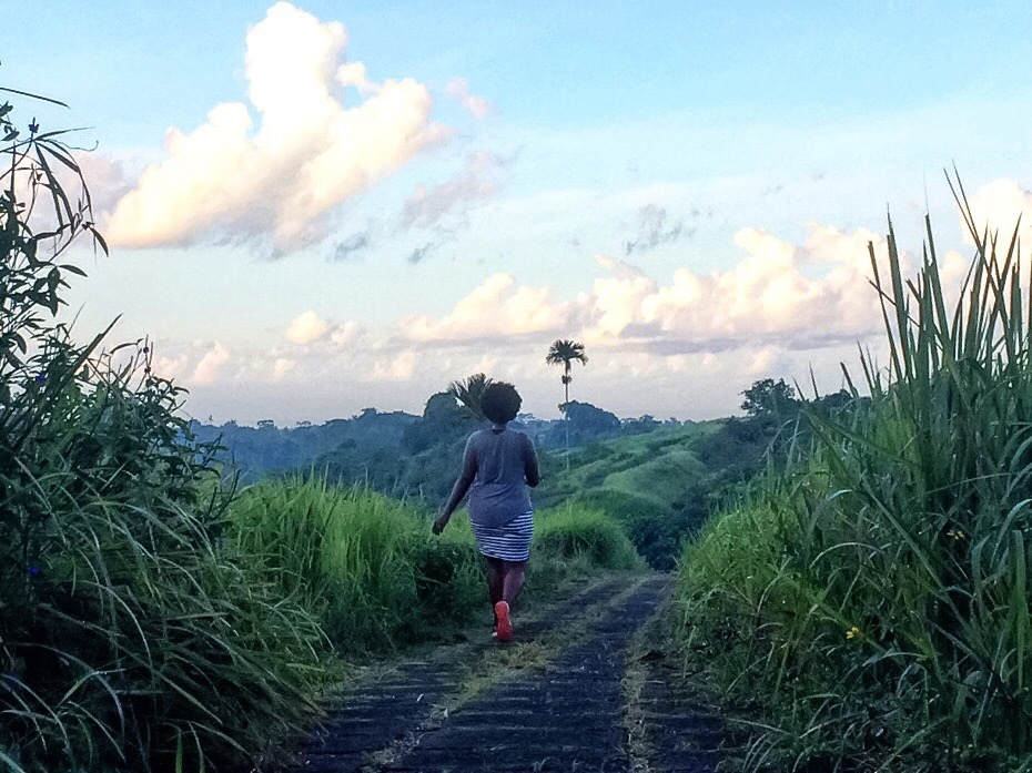 black travel blogger in ubud, bali http://vaycarious.com