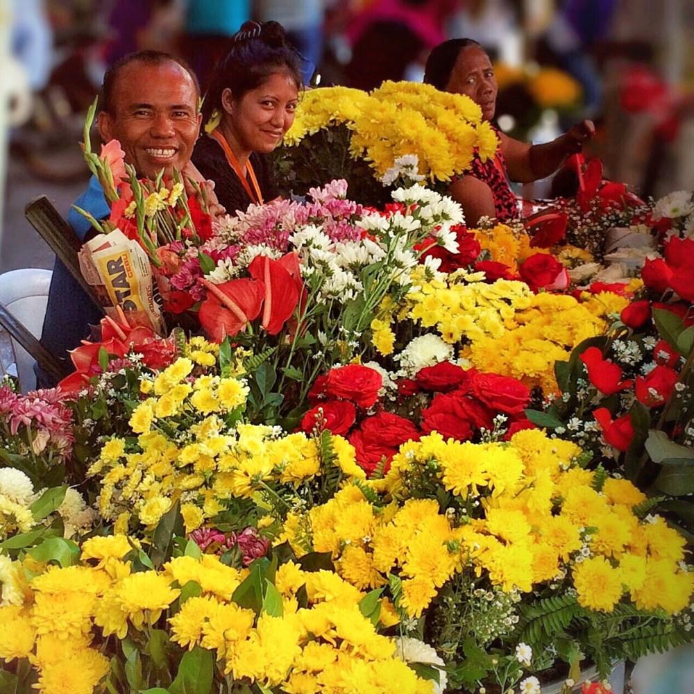 Cebu, Philippines Flowers http://vaycarious.com/2017/02/1/flowers