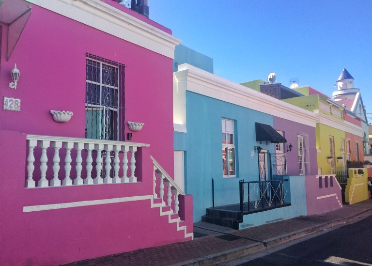 10 Tips for Travel in Cape Town South Africa - Bo Kaap Neighborhood