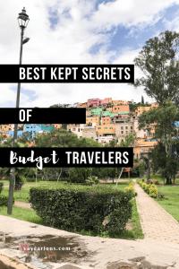 Best Kept Secrets of Budget Travelers vaycarious.com