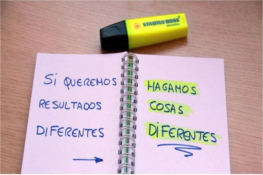 Cosas Diferentes