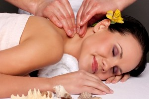 BACK NECK SHOULDER MASSAGE PHUKET