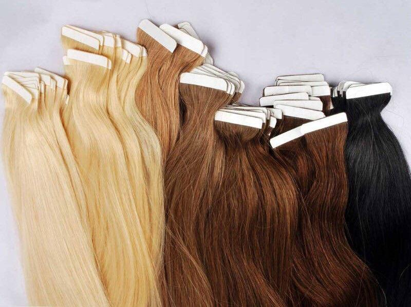 Tape In Hair Extensions Vayo Massage Beauty Salon In Phuket