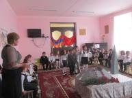 Մեծ եղեռնի 100-րդ տարելիցին նվիրված միջոցառում Գլաձորի մանկապարտեզում