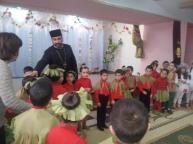 Ծաղկազարդի և Ս. Հարության տոները Ջերմուկի «Զատիկ» մանկապարտեզում