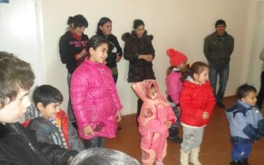 Ամանորյա նվերներ սոցիալապես անապահով ընտանիքների երեխաներին