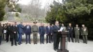 Եղեգնաձորում տեղի ունեցավ հանդիսություն՝ նվիրված Վազգեն Սարգսյանի ծննդյան և Պատանի երկրապահի օրվան