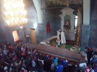 Զատկական տոնակատարություն Մալիշկայի Ս. Աննա եկեղեցում