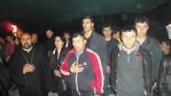 Հայոց Մեծ եղեռնի Սուրբ նահատակների հիշատակի երթ Եղեգնաձորում