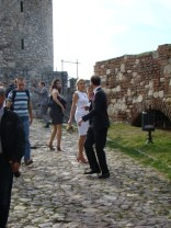 Kalemegdan wedding No. 1