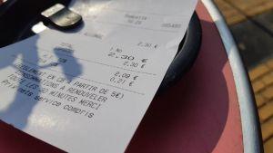 Dématérialisation du ticket d'addition : un enjeu pour la CHD