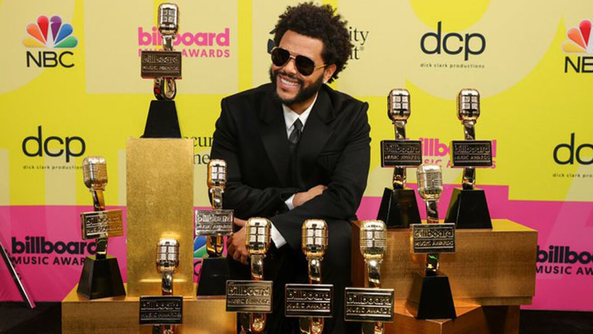 Afro star-studded fete at 2021 US Billboard Music Awards.