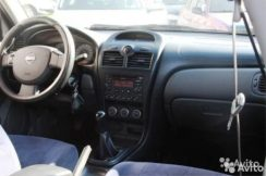 Салон Nissan Almera Classic