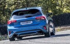 Ford Focus сзади